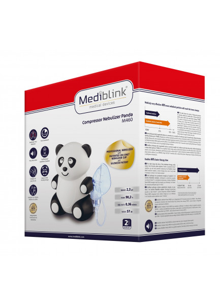 MEDIBLINK Kompresorski inhalator Panda M460