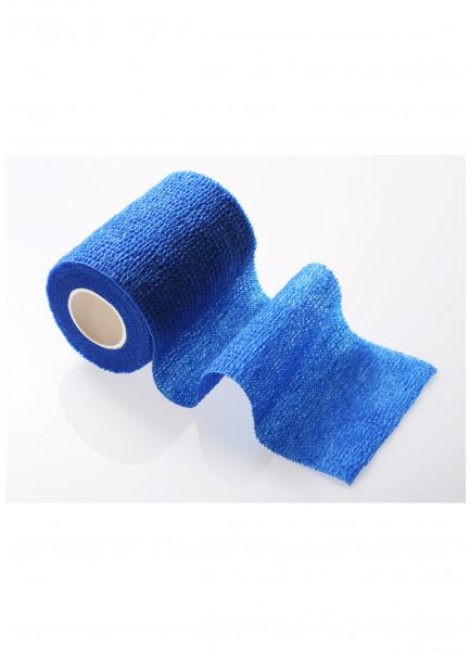 Mediblink samoljepljivi zavoj 7,5cmX4,5m plavi M145