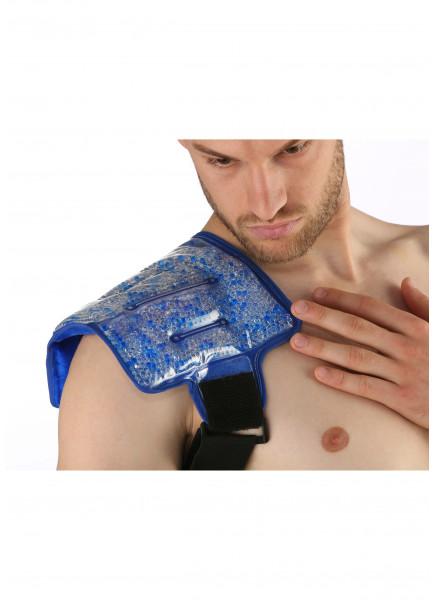 Mediblink Hladno-topli jastučić s kuglicama, XL 20,5 x 38,5 cm M126