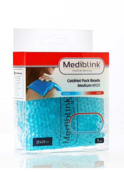 Mediblink Hladno-topli jastučić s kuglicama, M 12X29 cm M121